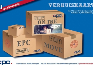 EPC ON THE MOVE